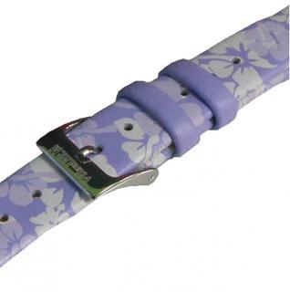 バイブラライトミニ(紫/花)替えバンド