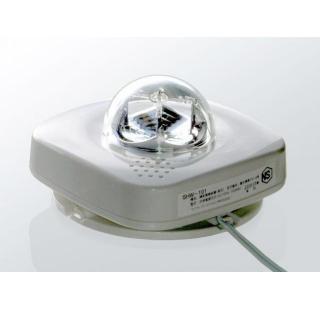 ブザーライト ストロボ付補助警報装置